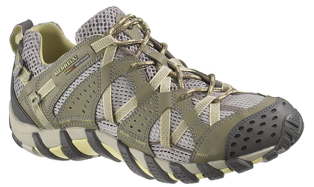 merrell waterpro maipo chaussures beige olive